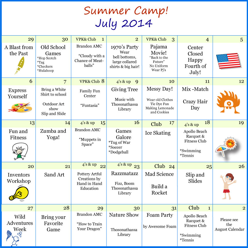 summer camp ideas video search engine at